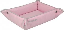 2-Way Bed - Roze