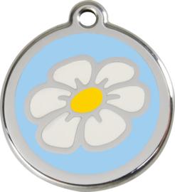 Daisy (1DA) Lichtblauw - Small 20mm