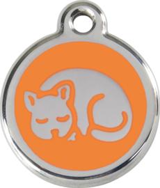 Kitten (1KT) Oranje - Small 20mm