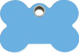 Botje Plastic (4BN) Lichtblauw - Small 25,5mm