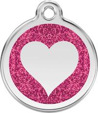 Hartje Glitter (XHT) Hot Pink - Small