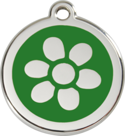 Bloem (1FW) Groen - Small 20mm
