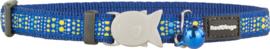 Halsband Kat - Lotzadotz Dark Blue