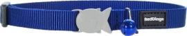 Halsband Kat Donkerblauw