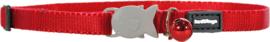 Halsbandje kitten - Rood