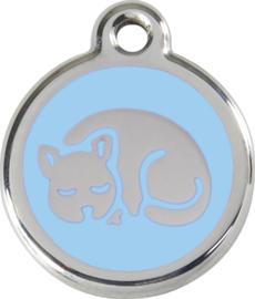 Kitten (1KT) Lichtblauw - Small 20mm