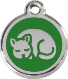 Kitten (1KT) Groen - Small 20mm