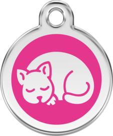 Kitten (1KT) Hot Pink - Small 20mm
