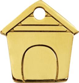 Hondenhok Messing (3DH) - Small 20mm