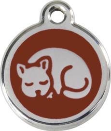 Kitten (1KT) Bruin - Small 20mm