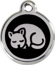 Kitten (1KT) Zwart - Small 20mm