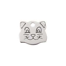 Cat Face (2CF) - Small