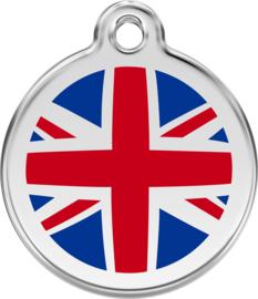 Vlag Groot-Brittannië (1UK) - Small 20mm