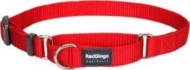 Halsband Martingale - Rood