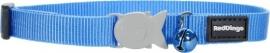 Halsband Kat Middenblauw