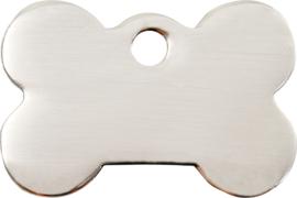 Botje RVS (2BN) - Small 25,5mm