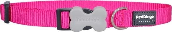 Halsband Hond - Hot Pink