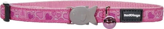 Halsband Kat - Breezy Love Pink