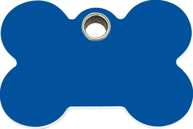 Botje Plastic (4BN) Donkerblauw - Large 48,3mm