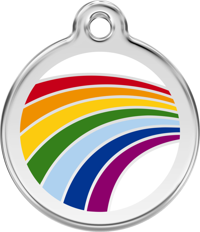 Rainbow (1RA) - Large 38mm