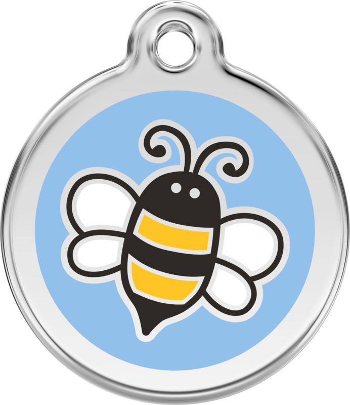 Bumblebee (1EL) Lichtblauw - Small 20mm