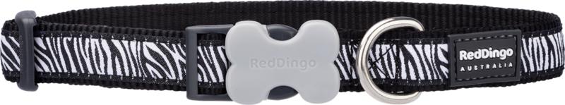 Halsband Hond - Safari Black