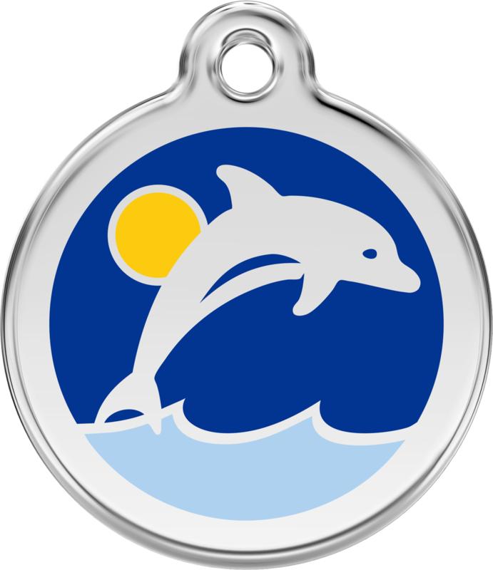 Dolfijn (1DL) - Medium 30mm