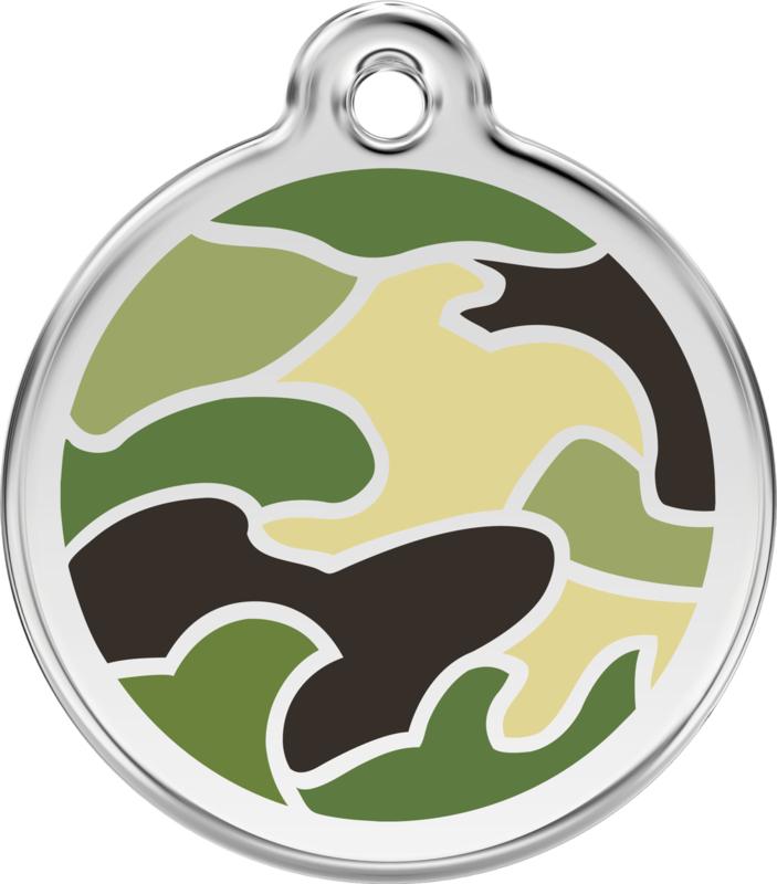 Camouflage Groen (1CG) - Medium 30mm