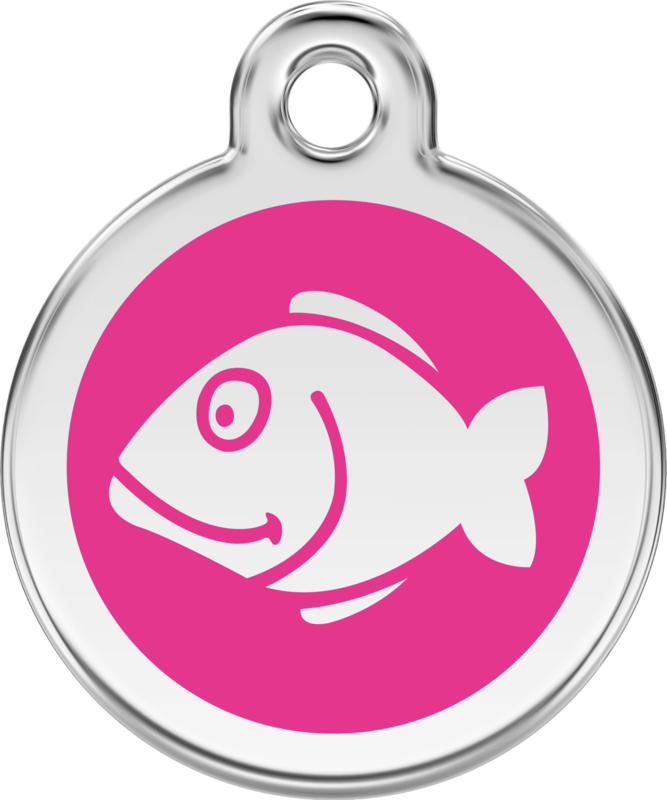 Vis (1FI) Hot Pink - Small 20mm