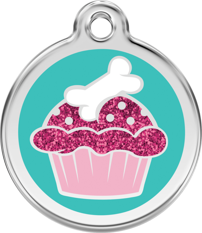 Cup Cake Glitter (XCC) - Small 20mm