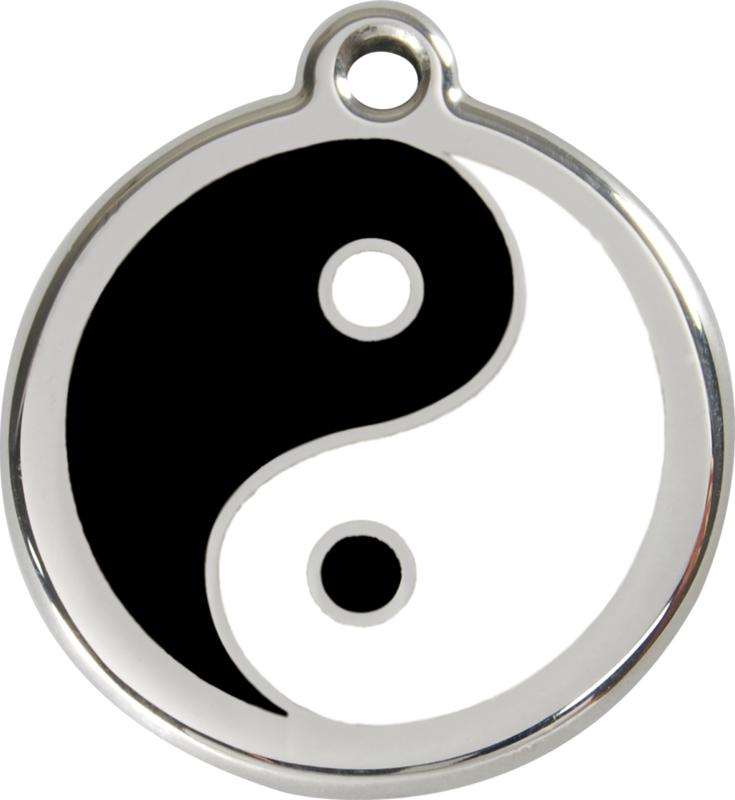 Yin & Yang (1YY) - Small 20mm