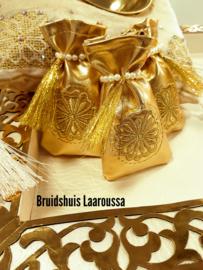 Henna buideltjes goud - Uitverkocht