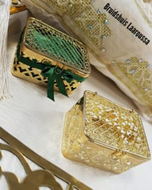 Gouden kistje