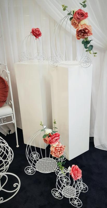 Witte zuilen - pilaren
