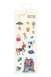 Plak Tattoo Kasteel