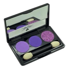 Luxe Oogschaduw Purple Princes (met spiegeltje)