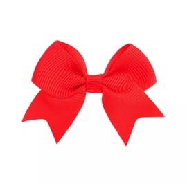 Haarspeldjes: rode strik