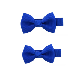 Haarspeldjes: blauw (2stk)
