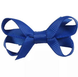 Haarspeldjes: Strikje blauw