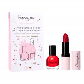 Rosajou Lippenstift en nagellak Madame (5ml)