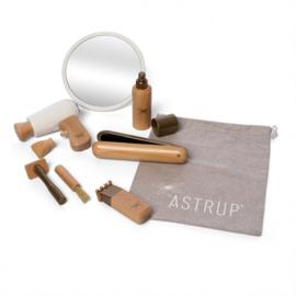 Byastrup houten kappersset