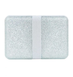 A Little Lovely Company: Lunch box zilver glitter