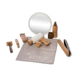 Byastrup houten kappersset in luxe geschenkverpakking