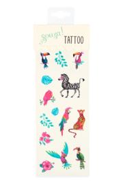 Plak Tattoo Dieren