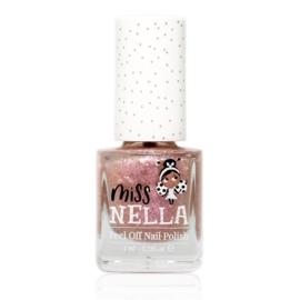 Miss Nella Abracadabra Glitter 4ml Peel off Kids nagellak