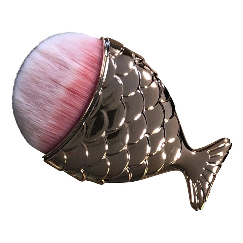 Zeemeermin kwast
