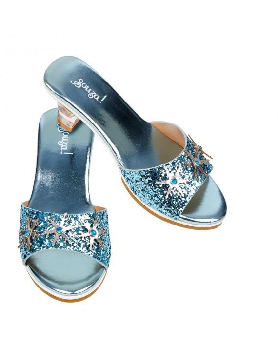 Souza slippers (hakjes) Ice queen (frozen)