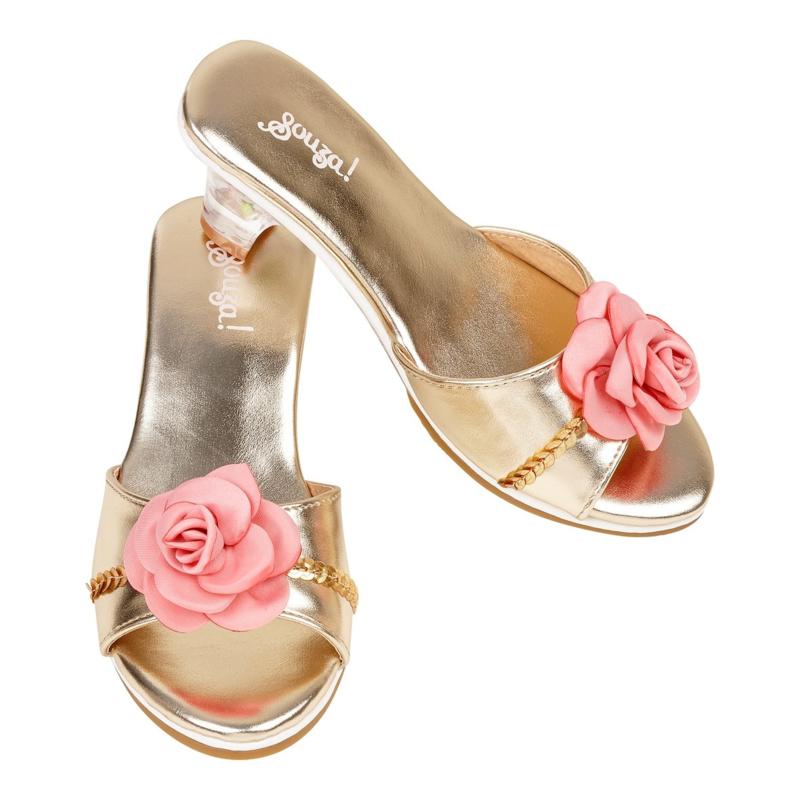 Souza slippers (hakjes) Lorianne