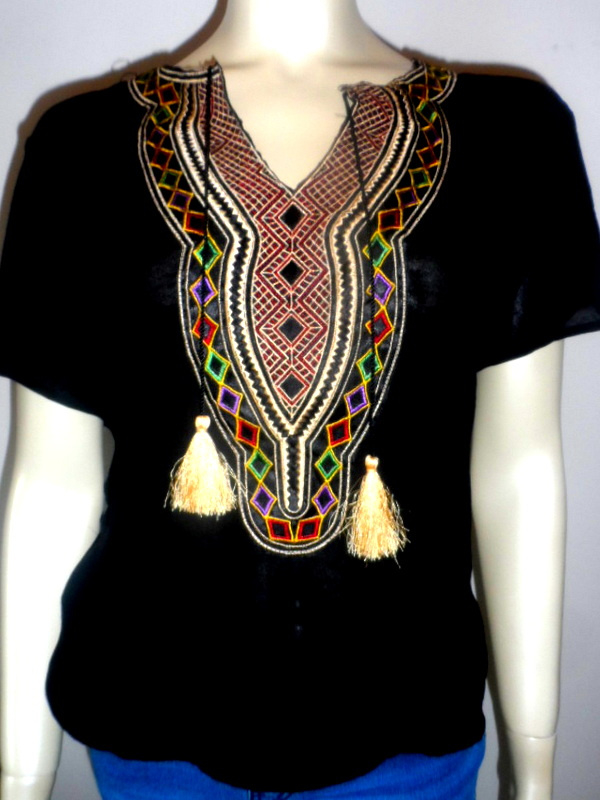 IVIVI, bohemian top/blouse, nieuw!!