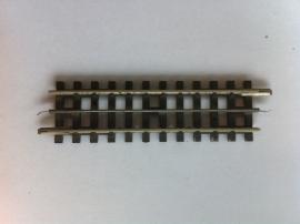 Trix Express 4306. Rechte rail 95,5mm.